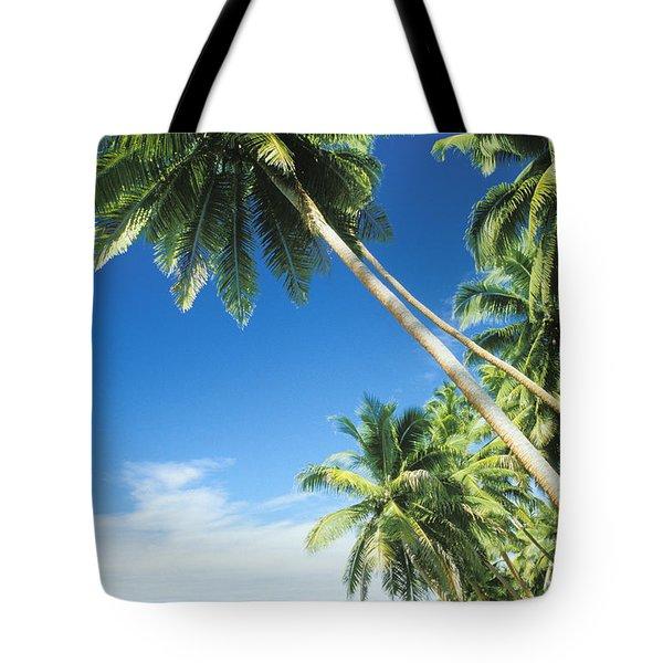 Fiji, Vanua Levu Tote Bag by Peter Stone - Printscapes