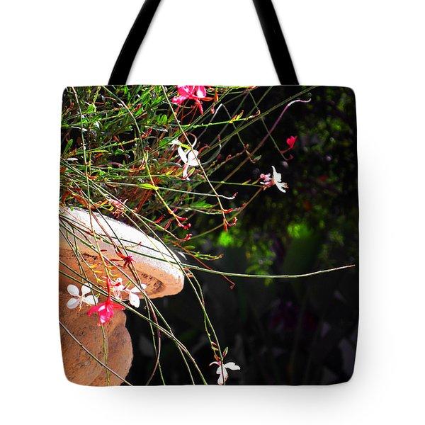 Filigree-III Tote Bag by Susanne Van Hulst