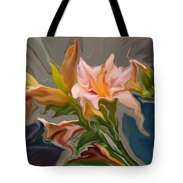 Finery Tote Bag by Corey Ford