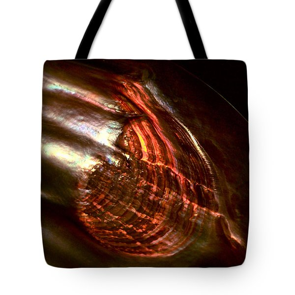 Firestorm Tote Bag by Rona Black