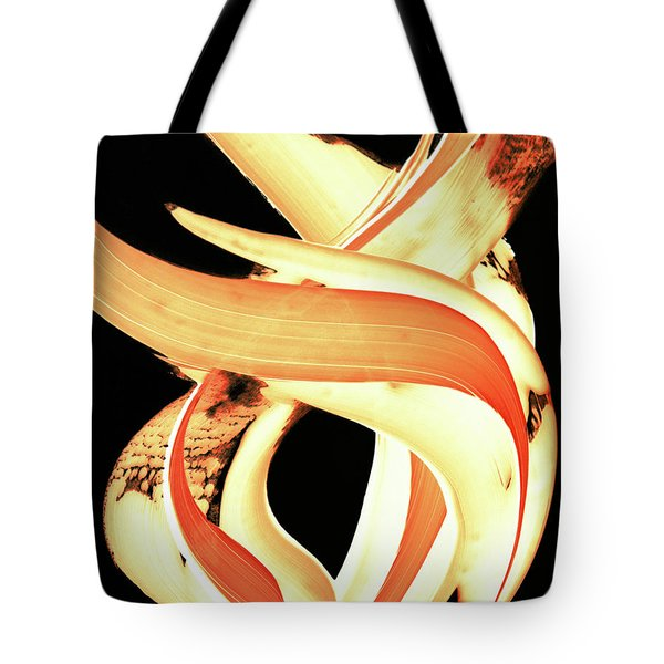 FireWater 3 Tote Bag by Sharon Cummings