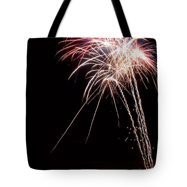 Fireworks 70 Tote Bag by James BO  Insogna