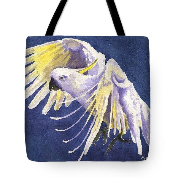 Flight Of Fancy Tote Bag by Marsha Elliott