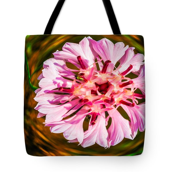 Floating in Time Tote Bag by Omaste Witkowski