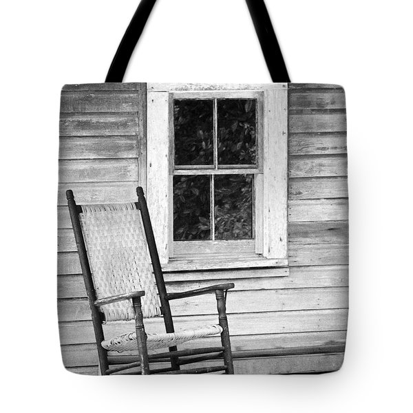 Florida Cracker House Tote Bag by Patrick M Lynch