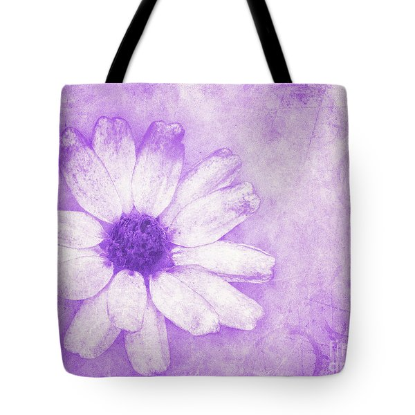 Flower Art II Tote Bag by Angela Doelling AD DESIGN Photo and PhotoArt