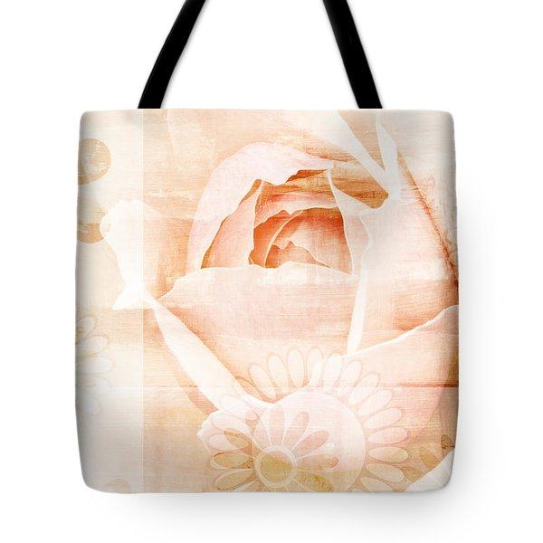 Flower Garden Tote Bag by Frank Tschakert