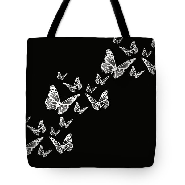 Fly Away Tote Bag by Lourry Legarde