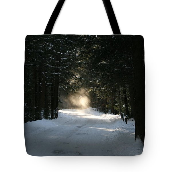 Flying Angel No.2 Tote Bag by Neal  Eslinger