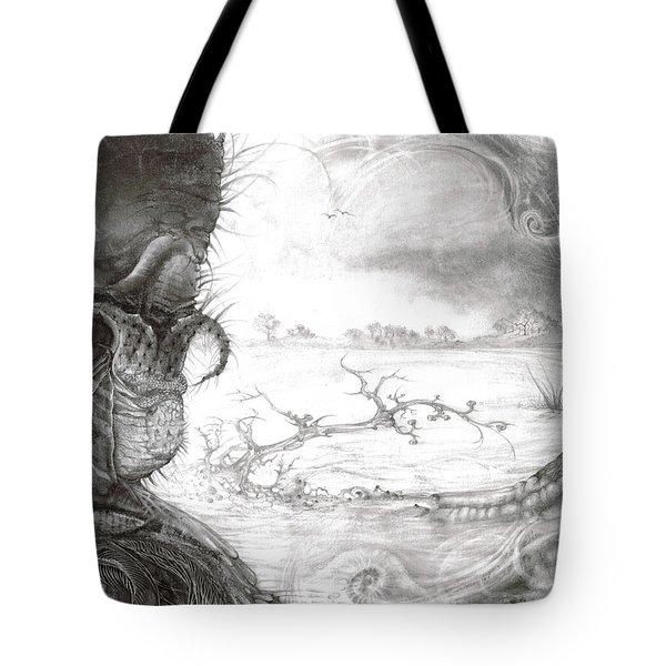 Fomorii Swamp Tote Bag by Otto Rapp