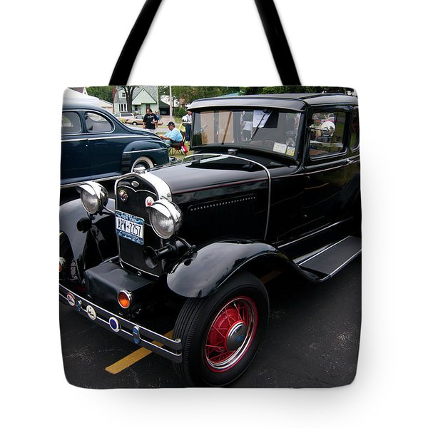 Ford 2102 Tote Bag by Guy Whiteley