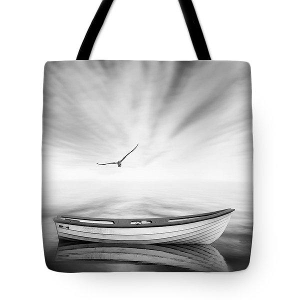 Forgotten Tote Bag by Jacky Gerritsen
