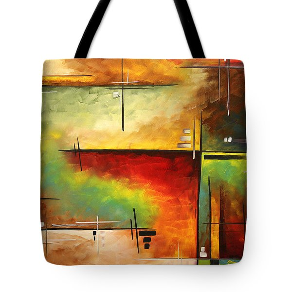 Forgotten Promise By Madart Tote Bag by Megan Duncanson