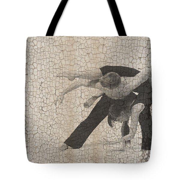 Forgotten Romance  Tote Bag by Naxart Studio