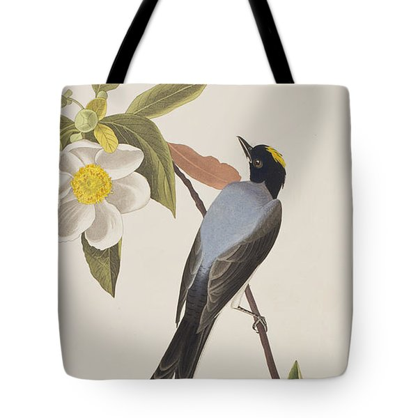 Fork-tailed Flycatcher  Tote Bag by John James Audubon