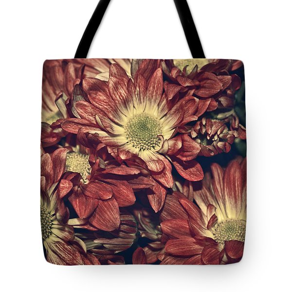 Foulee de petales - 04b Tote Bag by Variance Collections