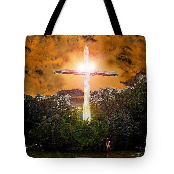 Found Tote Bag by David Lee Thompson