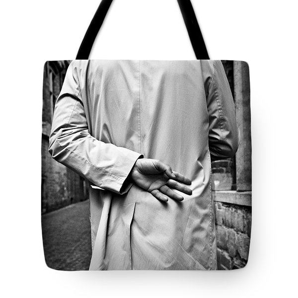 Four Tote Bag by Dave Bowman