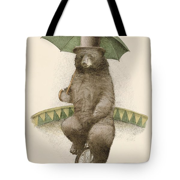 Frederick Tote Bag by Eric Fan