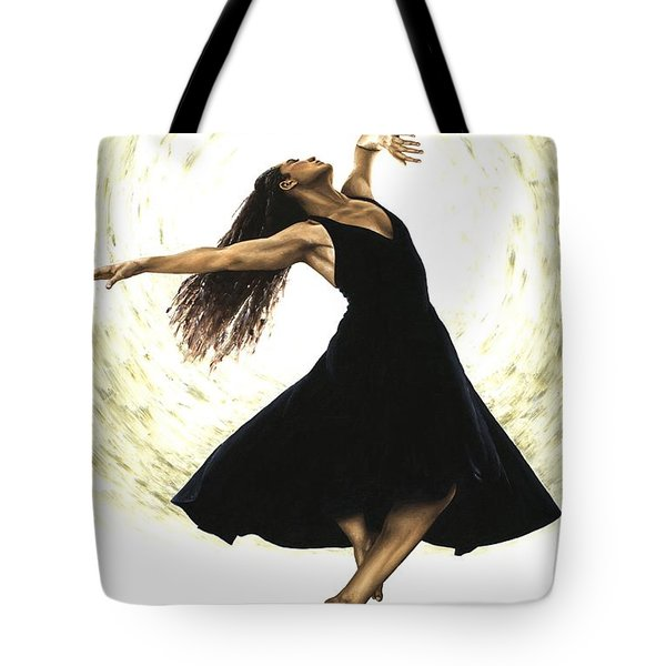 Free Spirit Tote Bag by Richard Young