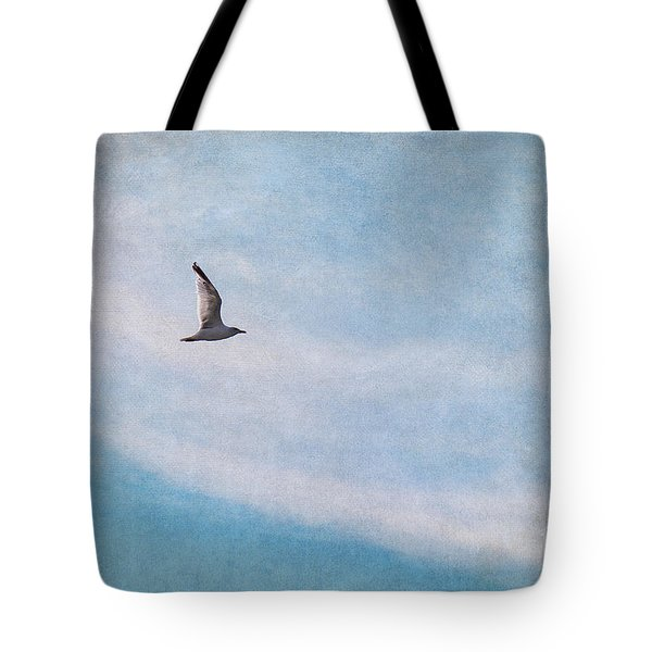 Freedom Tote Bag by Angela Doelling AD DESIGN Photo and PhotoArt