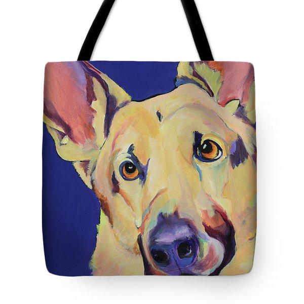 Freida Tote Bag by Pat Saunders-White