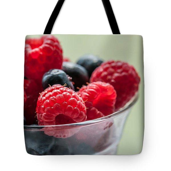 Fresh And Yummy Tote Bag by Maggie Terlecki