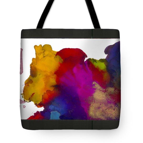Friend Tote Bag by Angela L Walker
