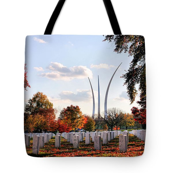 From Arlington Tote Bag by JC Findley