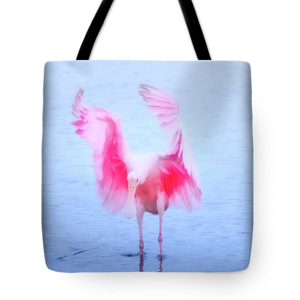 From The Heavens Tote Bag by Mark Andrew Thomas