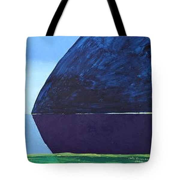 From The Northern Coast Tote Bag by Jarle Rosseland