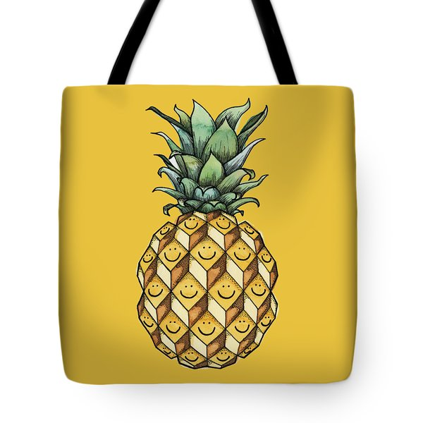 Fruitful Tote Bag by Kelly Jade King