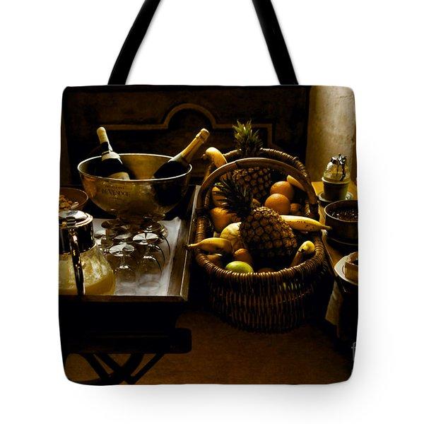 Fruits Of France Tote Bag by Madeline Ellis
