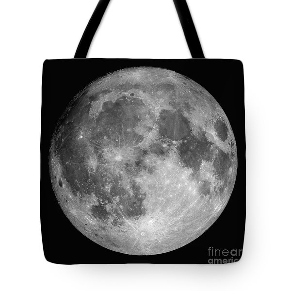 Full Moon Tote Bag by Roth Ritter