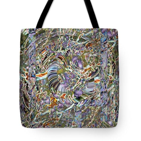 Fused Tote Bag by Tim Allen