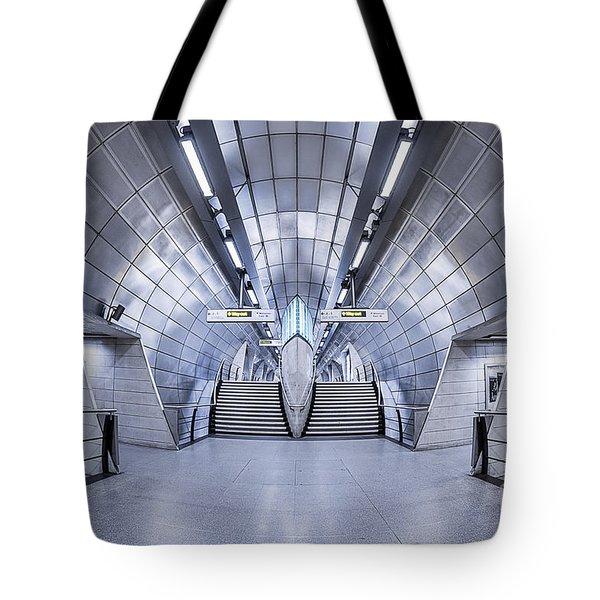 Futurism Tote Bag by Evelina Kremsdorf