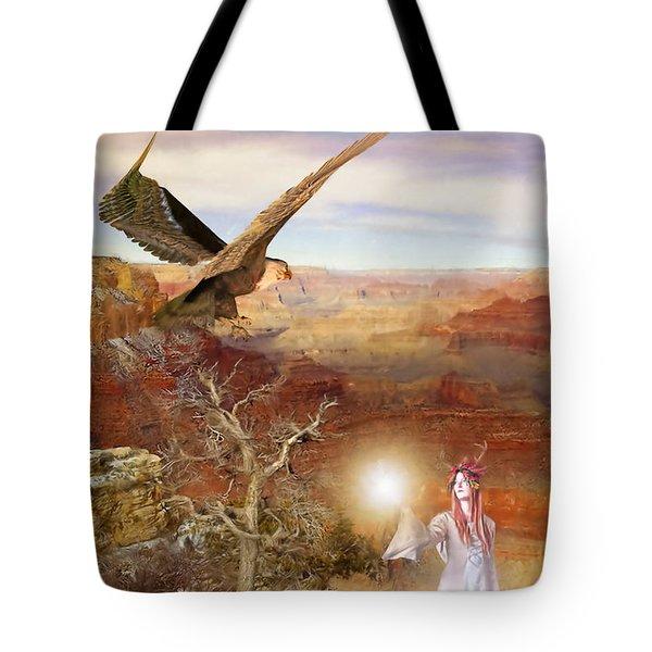 Galdorcraeft Tote Bag by John Edwards