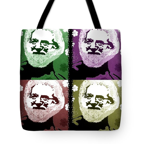 Garcia Seein Double Tote Bag by Robert Margetts