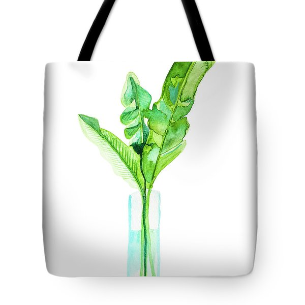 Garden Indoors Tote Bag by Roleen Senic
