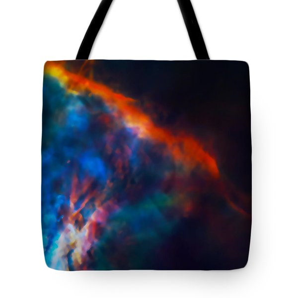 Gas Plume Orion Nebula 2 Tote Bag by The  Vault - Jennifer Rondinelli Reilly