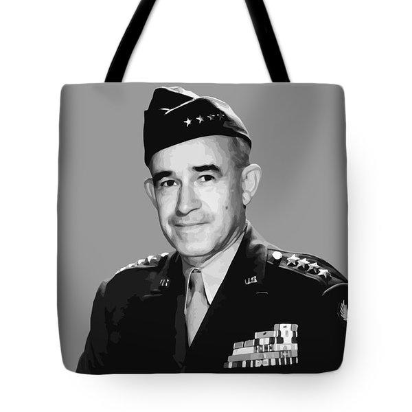 General Bradley Tote Bag by War Is Hell Store