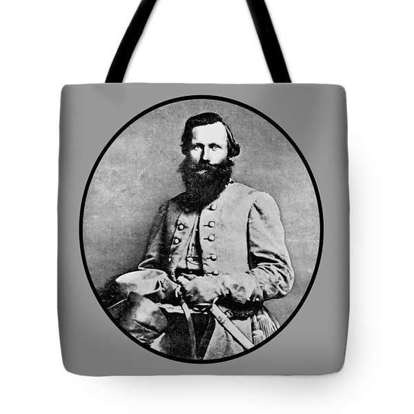 General Jeb Stuart Tote Bag by War Is Hell Store