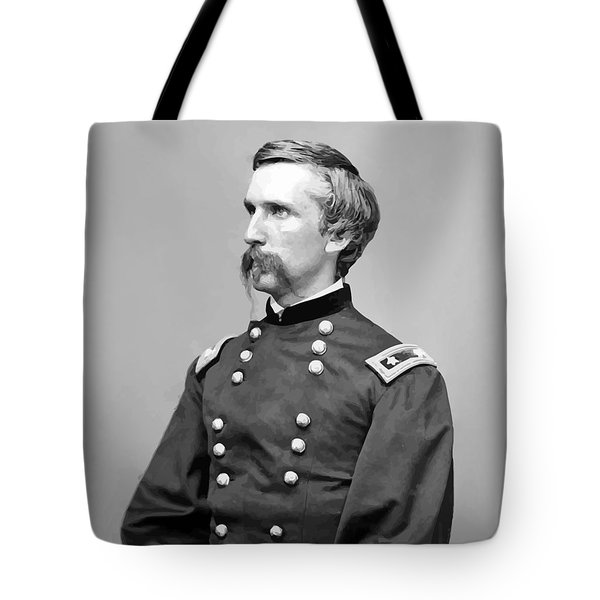 General Joshua Lawrence Chamberlain Tote Bag by War Is Hell Store