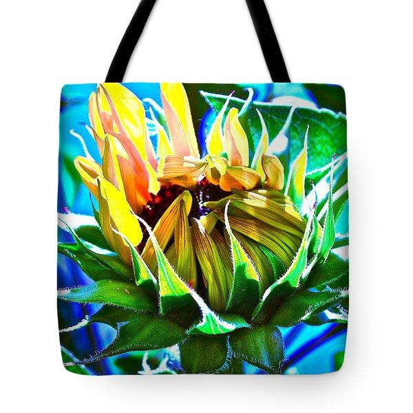 Genesis Tote Bag by Gwyn Newcombe