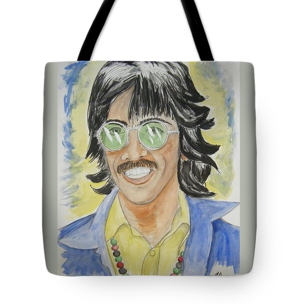George Tote Bag by Joseph Papale