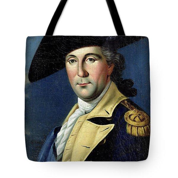 George Washington Tote Bag by Samuel King
