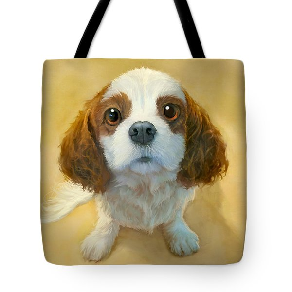 More Than Words Tote Bag by Sean ODaniels