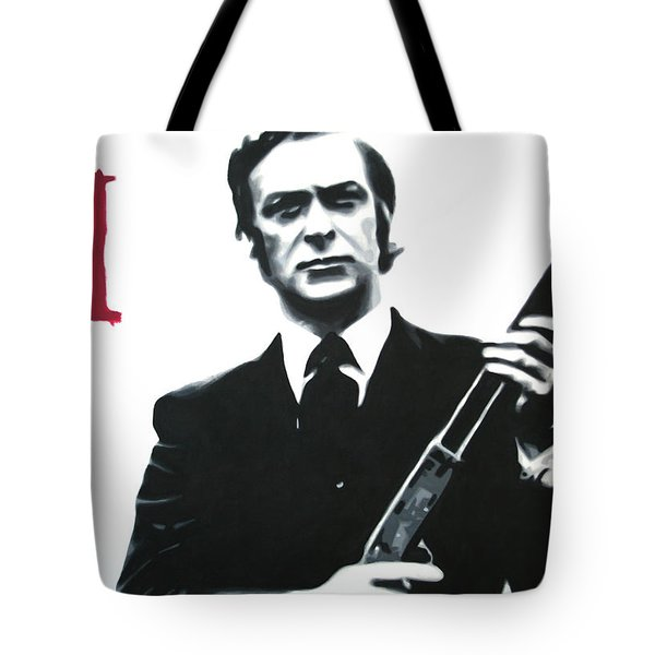 Get Carter 2013 Tote Bag by Luis Ludzska