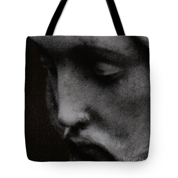 Gethsemane Tote Bag by Linda Knorr Shafer