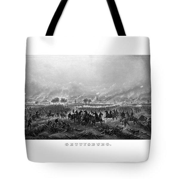 Gettysburg Tote Bag by War Is Hell Store